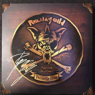 RUNNING WILD Pieces Of Eight BOX SET Deluxe Limited Edition