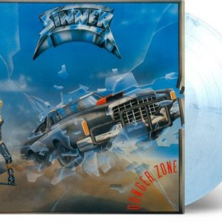SINNER Danger Zone LP Limited Edition