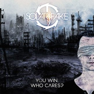 SOLAR FAKE You Win Who Cares? CD