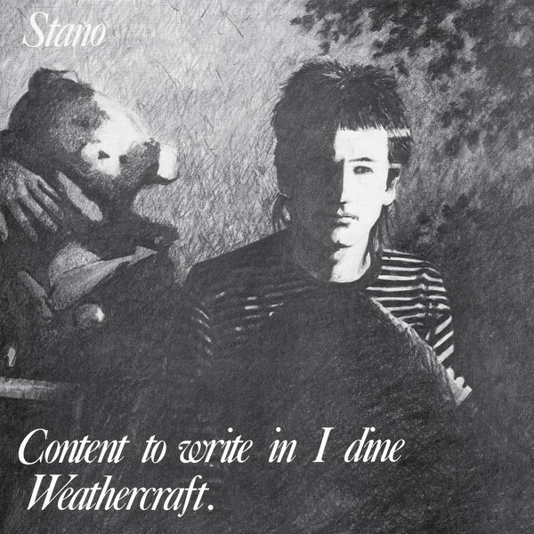 STANO Content To Write In I Dine Weathercraft LP