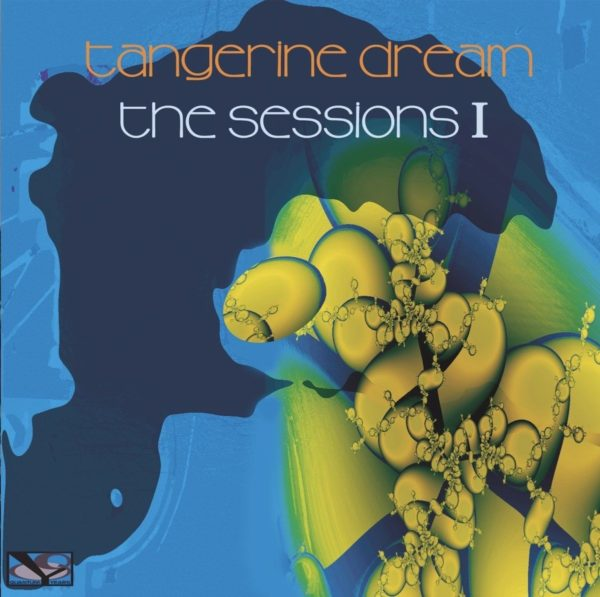 TANGERINE DREAM The Sessions 2 LP