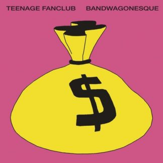 "TEENAGE FANCLUB Bandwagonesque LP + 7"" Limited Edition"