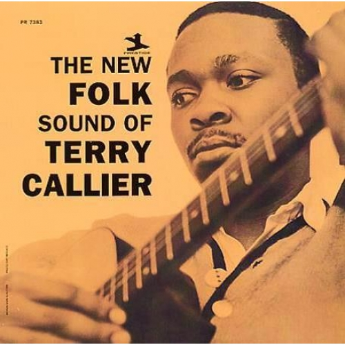 TERRY CALLIER The New Folk Sound Of Terry Callier DLP Limited Edition
