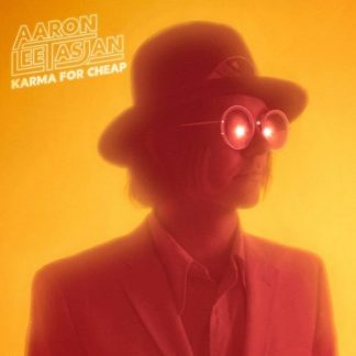 AARON LEE TASJAN Karma For Cheap LP Limited Edition