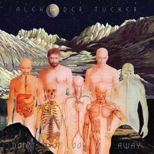 ALEXANDER TUCKER Don't Look Away LP