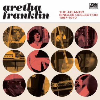 ARETHA FRANKLIN The Atlantic Singles Collection DLP