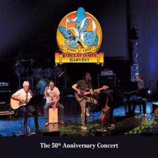 BARCLAY JAMES HARVEST The 50th Anniversary Concert BOX 2 CD + DVD
