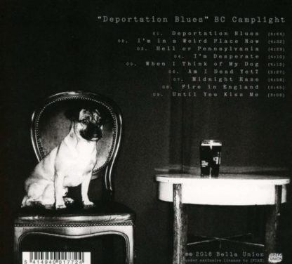 BC CAMPLIGHT Deportation Blues LP Limited Edition