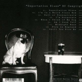 BC CAMPLIGHT Deportation Blues CD