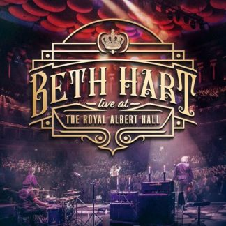 BETH HART Live At The Royal Albert Hall BOX 3 LP Limited Edition