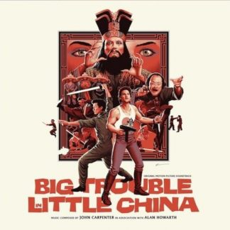BIG TROUBLE IN LITTLE CHINA John Carpenter (OST) DLP
