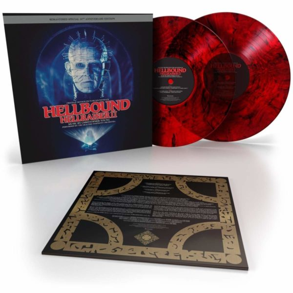 CHRISTOPHER YOUNG Hellbound: Hellraiser II DLP Limited Edition