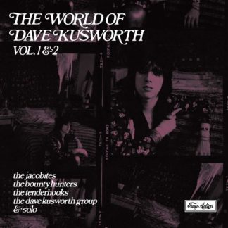 DAVE KUSWORTH The World Of Dave Kusworth Vol.1 & 2 CD