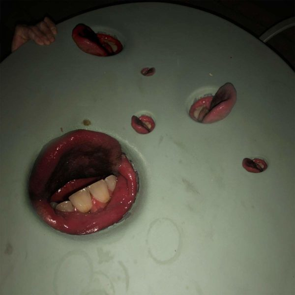 DEATH GRIPS Year Of The Snitch LP Limited Edition