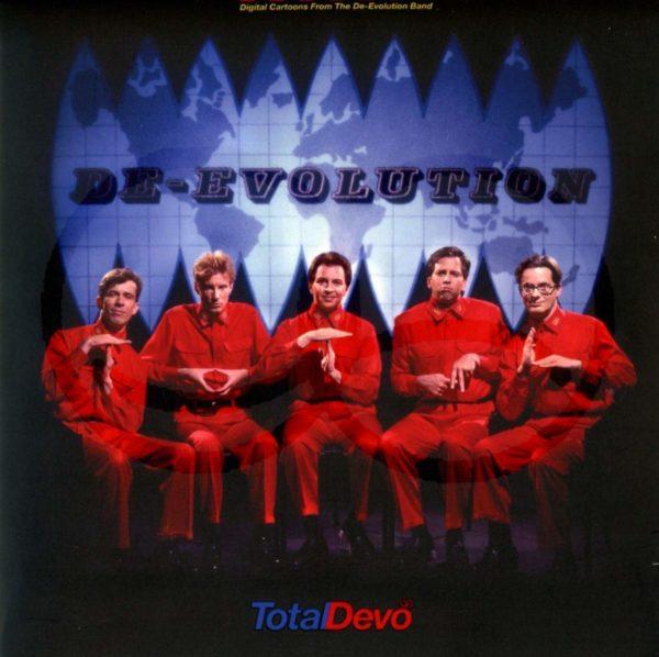 DEVO Total Devo DLP 30th Anniv.Edition