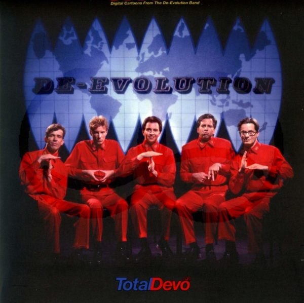 DEVO Total Devo 2CD 30th Anniv.Edition