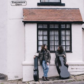 JIM GHEDI & TOBY HAY The Hawksworth Grove Sessions  CD