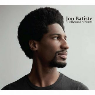 JON BATISTE Hollywood Africans CD
