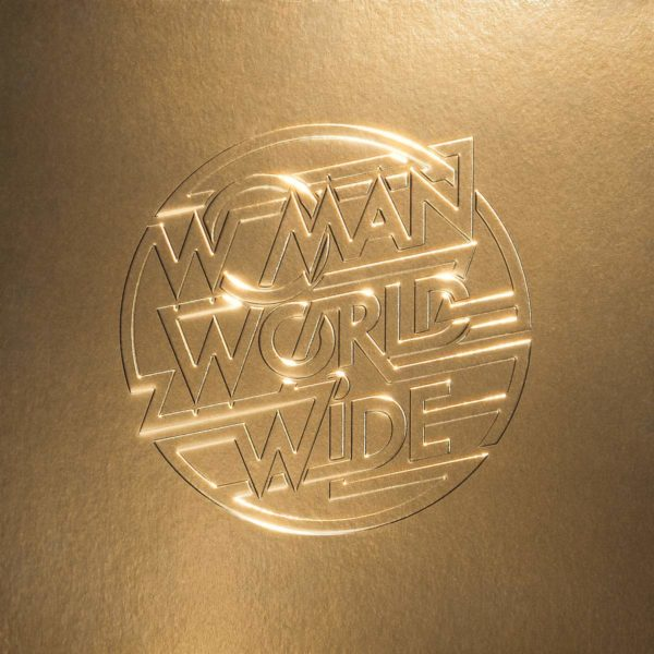 JUSTICE Woman Worldwide 2CD