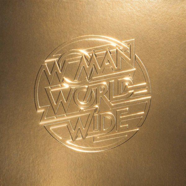JUSTICE Woman Worldwide 2CD