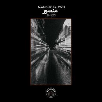 MANSUR BROWN Shiroi LP