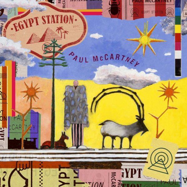 PAUL McCARTNEY Egypt Station DLP Limited Edition