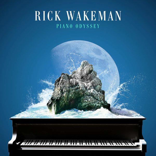RICK WAKEMAN Piano Odyssey CD