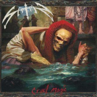 SATAN Cruel Magic LP Limited Edition