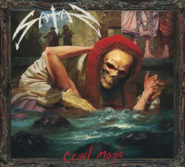 SATAN Cruel Magic CD