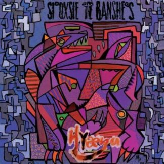 SIOUXSIE & THE BANSHEES Hyaena LP