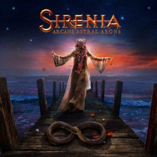 SIRENIA Arcane Astral Aeons CD