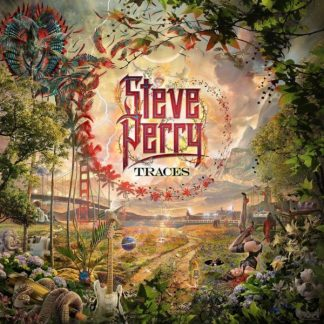 STEVE PERRY Traces LP