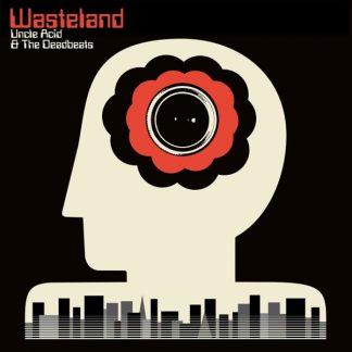 UNCLE ACID & THE DEADBEATS Wasteland LP Limited Edition