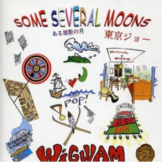 WIGWAM Some Several Moons DLP Limited Edition