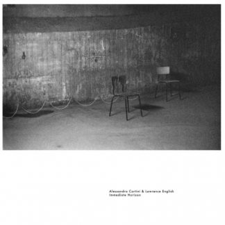 ALESSANDRO CORTINI/LAWRENCE ENGLISH Immediate Horizon LP Limited Edition