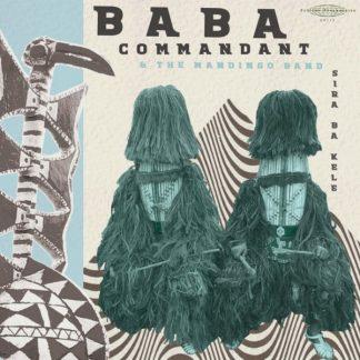 BABA COMMANDANT & MANDINGO BAND Siri Ba Kele CD Limited Edition