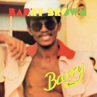 BARRY BROWN Barry LP