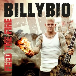 BILLYBIO (Biohazard) Feed The Fire LP Limited Edition