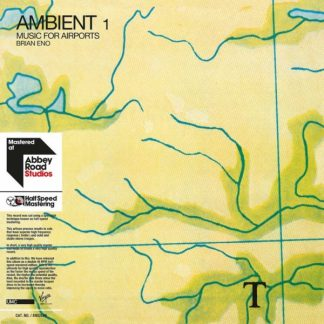 BRIAN ENO Ambient 1: Music For Airports DLP Limited Edition
