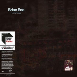 BRIAN ENO Discreet Music DLP Limited Edition