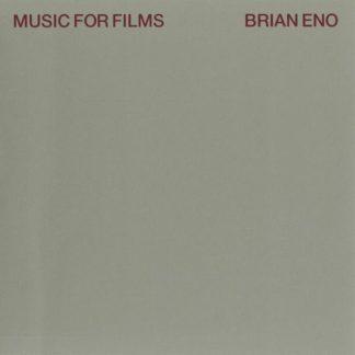 BRIAN ENO Music For Films LP