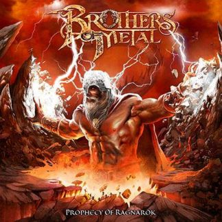 BROTHERS OF METAL Prophecy Of Ragnarok LP Limited Edition