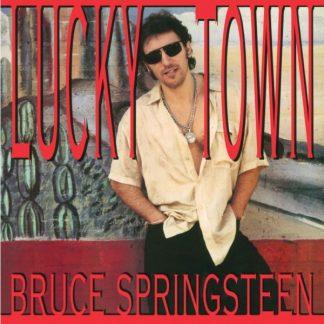 BRUCE SPRINGSTEEN Lucky Town LP
