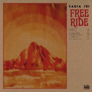 CAUSA SUI Free Ride CD