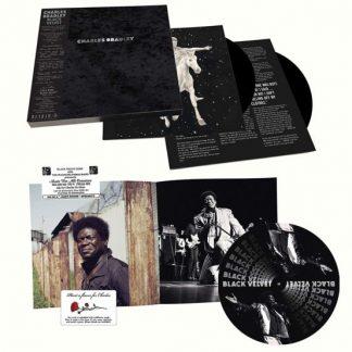 CHARLES BRADLEY Black Velvet BOX SET Limited Edition