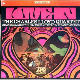 CHARLES LLOYD QUARTET Love In LP
