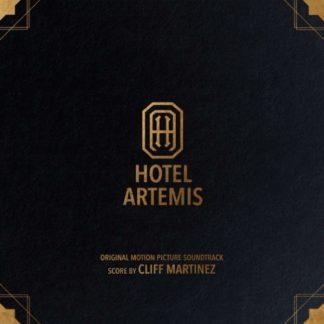 CLIFF MARTINEZ Hotel Artemis (OST) DLP Limited Edition