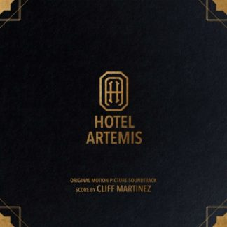 CLIFF MARTINEZ Hotel Artemis (OST) DLP
