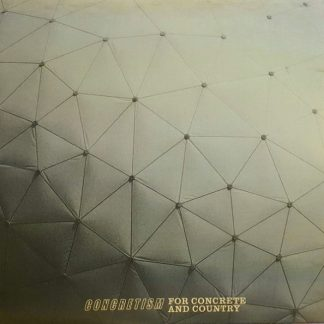 CONCRETISM For Concrete And Country LP Limited Edition