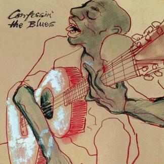 CONFESSIN' THE BLUES (Rolling Stones) VV.AA.  DLP Part 1